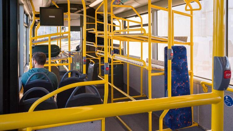 2-Dezenfekte edilmiş bir ortama girmek, örneğin otobüse binmek neden riskli olsun