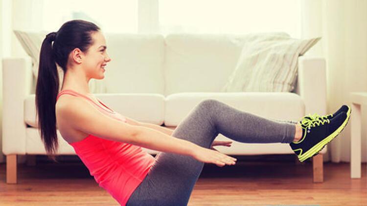 8-Egzersiz yapın