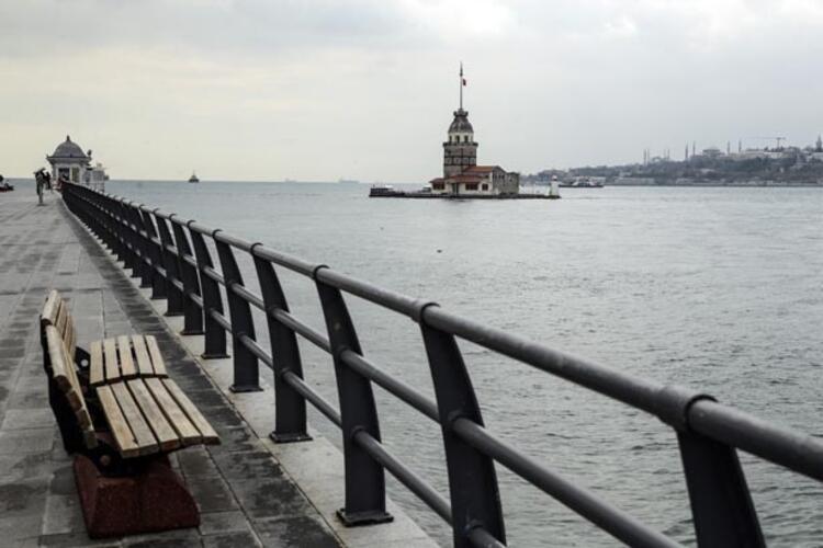 Son dakika haberler: İstanbul'un corona virüs yalnızlığı... Artık ...