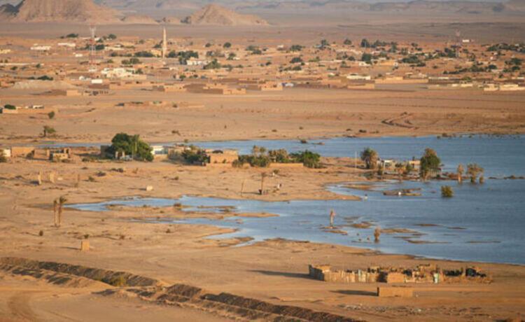 Halfa Vadisi, Sudan