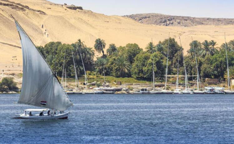 Aswan, Mısır