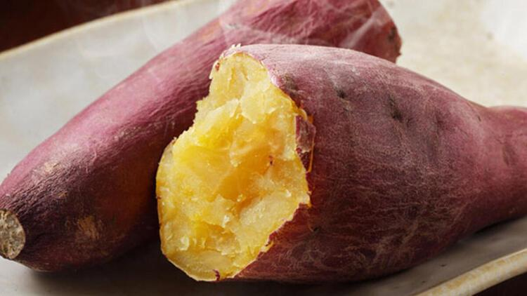 Tatlı patatesleri buzdolabında saklamak