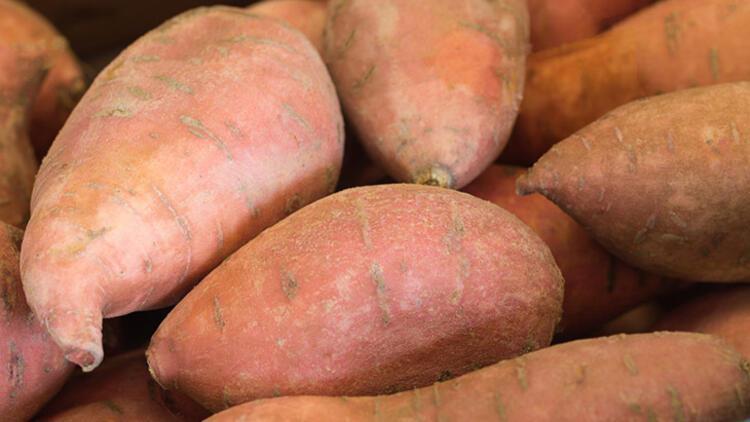 Eski tatlı patatesleri kullanırken dikkatli olun