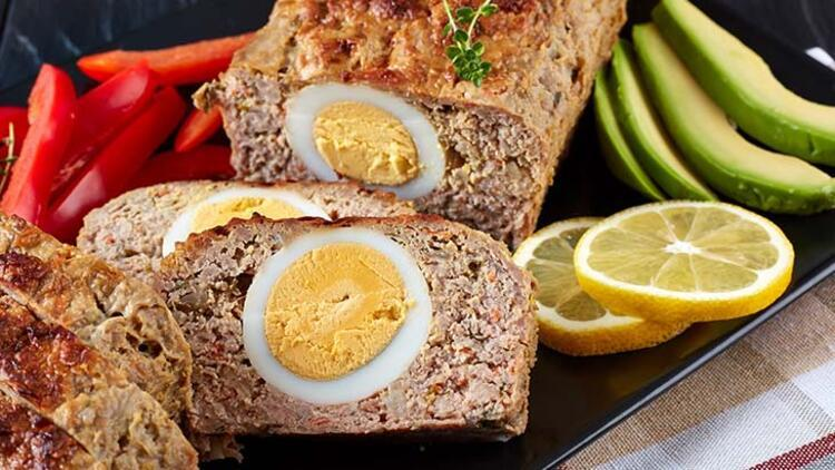 Meşhur haşlanmış yumurtalı dalyan köfte