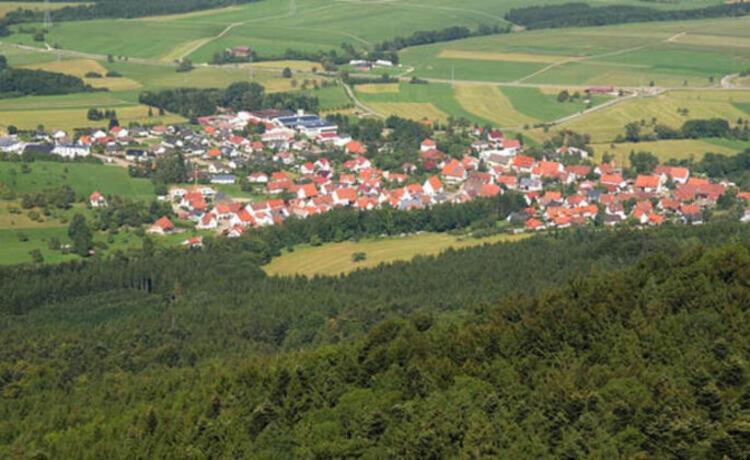 Büsingen Hochrhei, İsviçre-Almanya