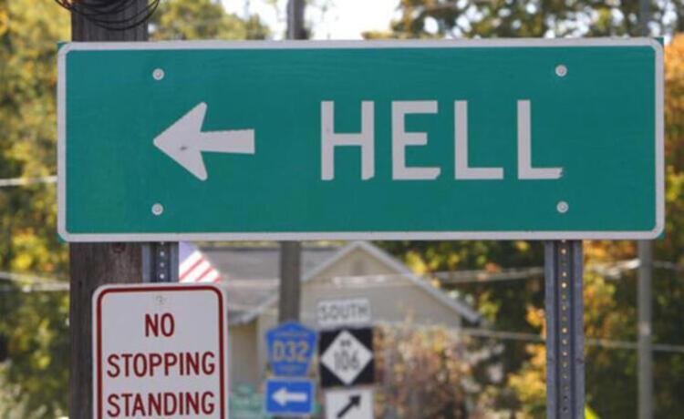 Hell, ABD