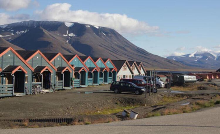 Longyearbyen, Norveç