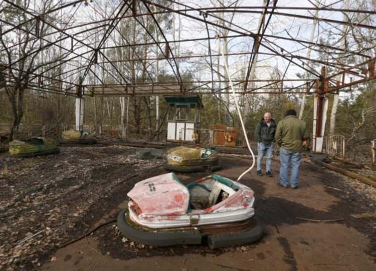 Çernobil Nükler Santrali ne zaman inşa edildi