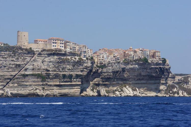Bonifacio, Korsika, Fransa