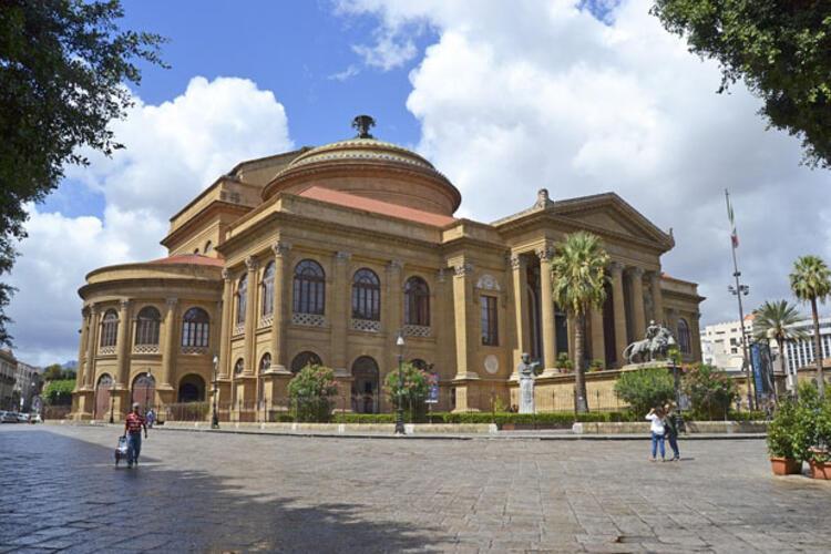 Palermo, İtalya