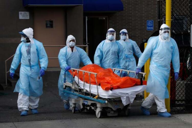 Covid-19 ölümleri yaza kadar 135 bini bulabilir