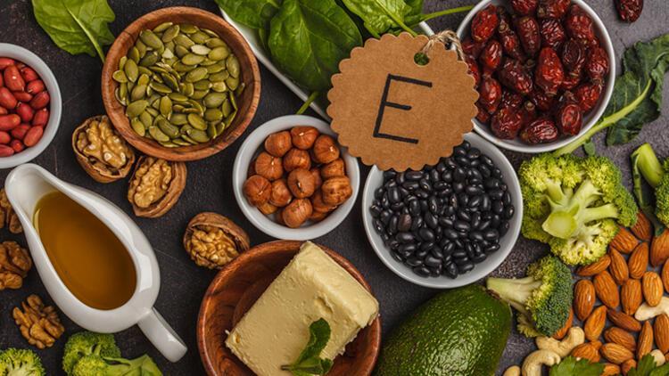 E vitamini kronik göz rahatsızlıklarına çok iyi geliyor