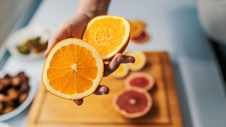 C vitamini göz sinirlerindeki hasarı önlüyor