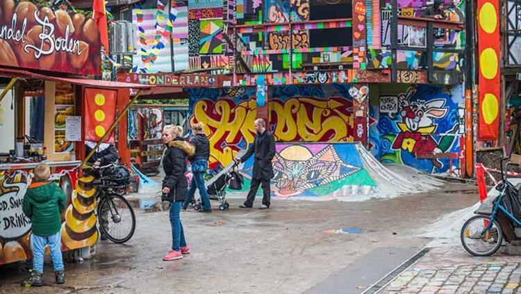 Christiania, Danimarka