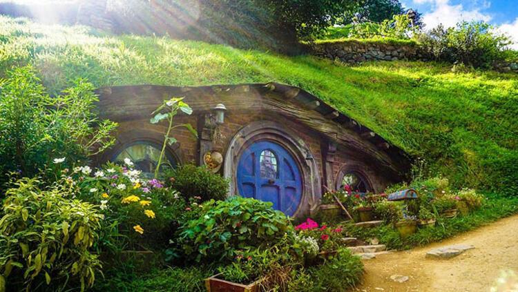 Hobbit Köyü, Yeni Zelanda