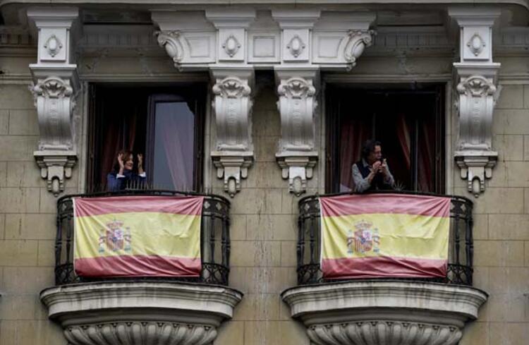 İspanyada normalleşme süreci bölgelere göre değişiyor
