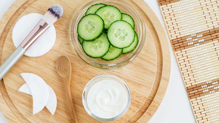 Salatalık scrubı