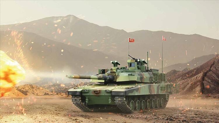İşte Altay tankının özellikleri...
