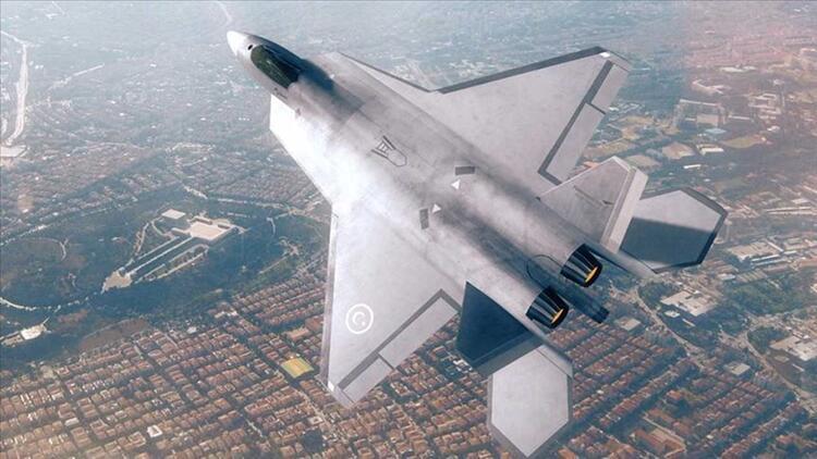 Can, milli muharip uçak projesine ilişkin ise şunları kaydetti: