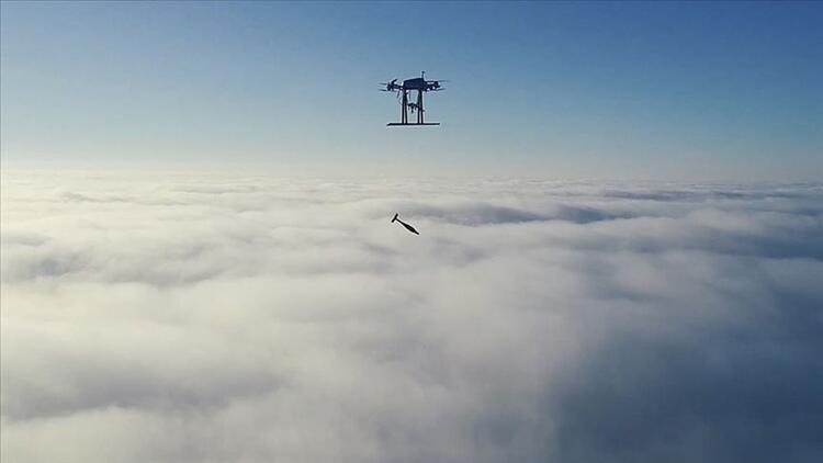 TÜRK SİLAHLI KUVVETLERİNE İLK SİLAHLI DRONE SONGAR TESLİMATI YAPILDI