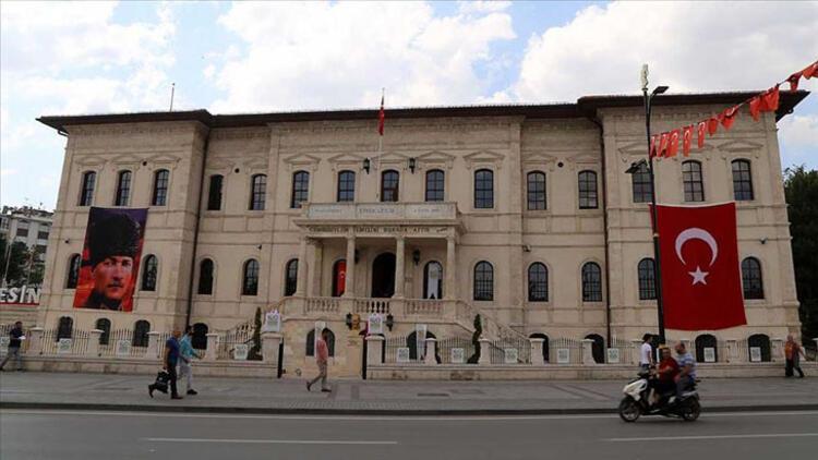 Sivas Kongre Binası Atatürk ve Etnografya Müzesi
