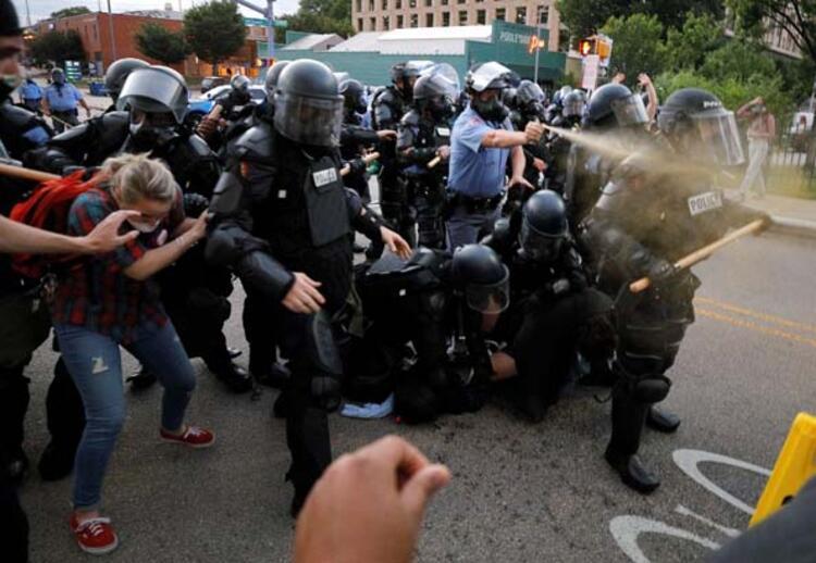 ABDde protestoların altında yatan nedenler ne