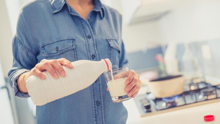 3-Yaşamın her evresinde süt önemli