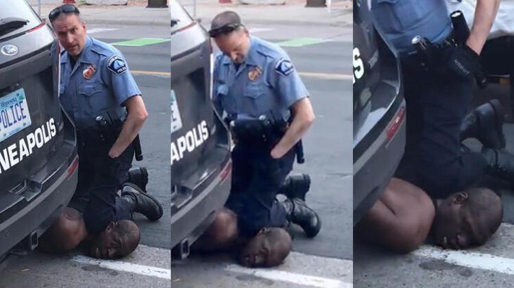 Nefes alamıyorum feryadı polis şiddetini gündeme taşıdı