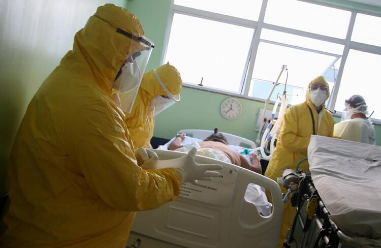 Brezilya - 558 bin vaka, 31 bin 309 ölü