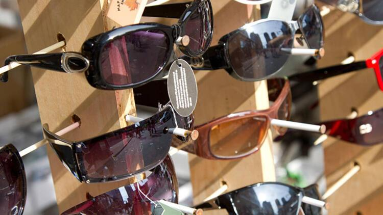 8-Güneş gözlükleri tehdit oluşturabilir