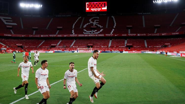 Üst üste 5 La Liga maçında gol attı