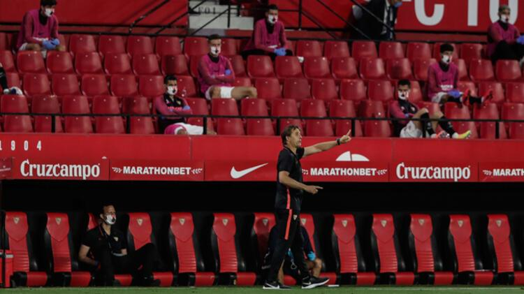 Sevilla 3. sıradaki yerini perçinledi