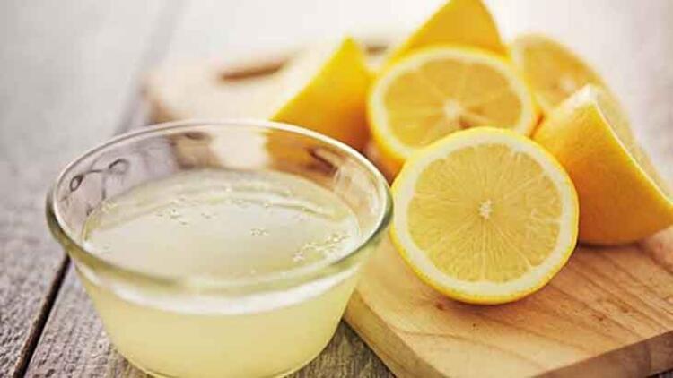 Limonları bir ay boyunca taze tutmak için...