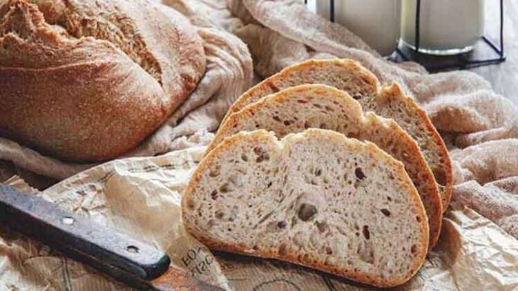 Ekmeği taze tutmak için...