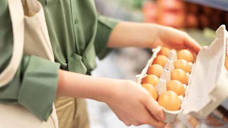 Yumurta satın alırken...