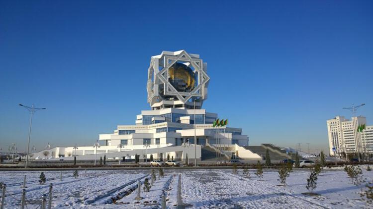 2. Aşkabat, Türkmenistan