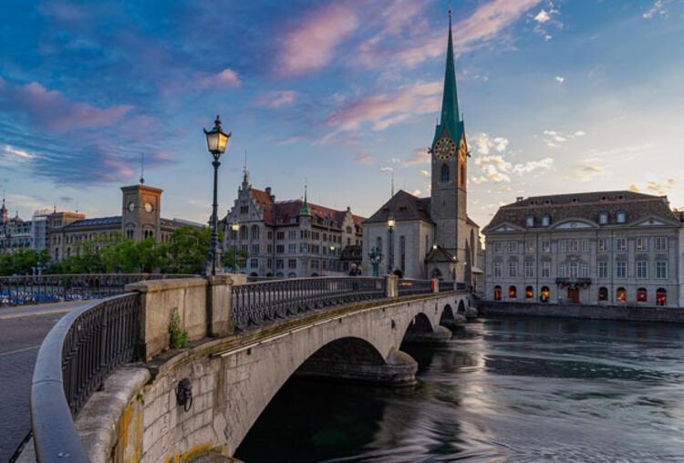 4. Zürih, İsviçre