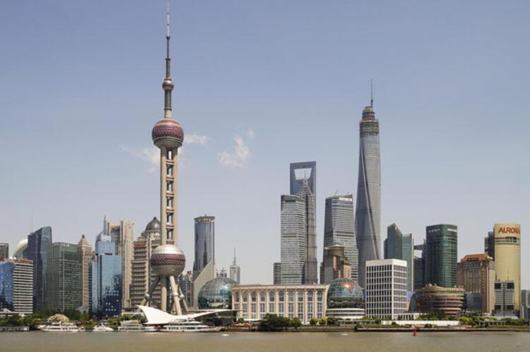7. Şangay, Çin