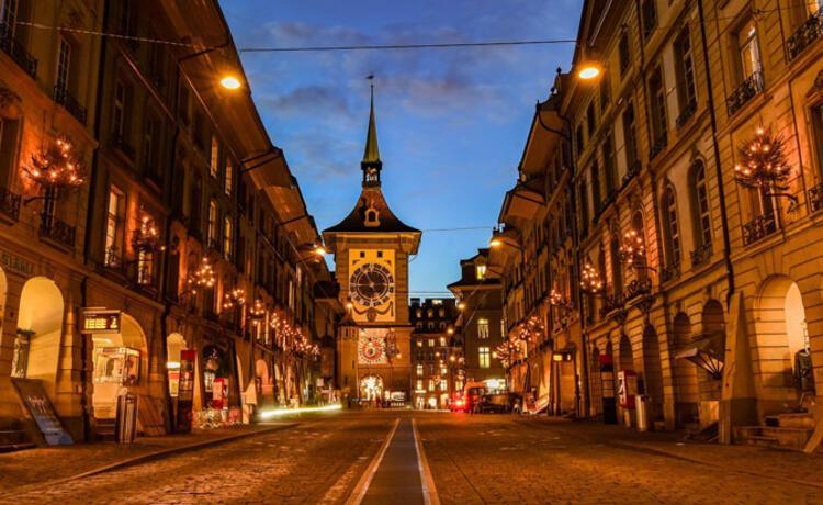 8. Bern, İsviçre