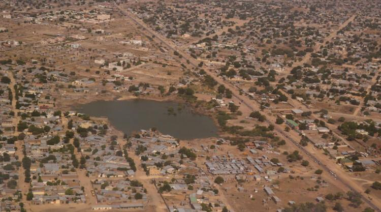 15. NDjamena, Çad