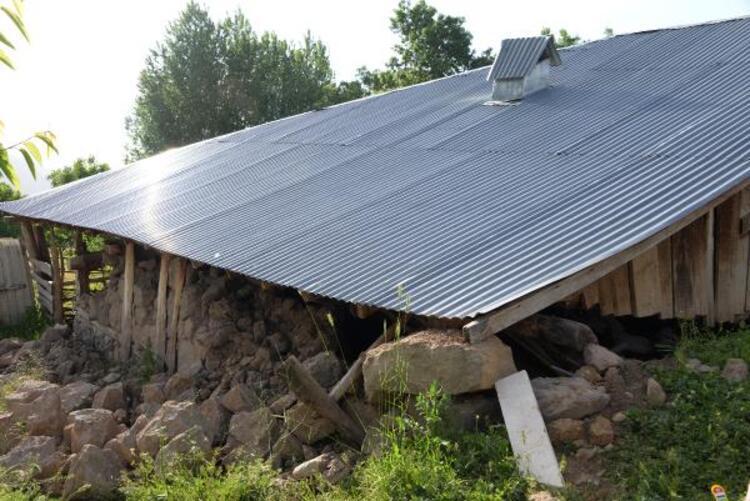 Bingölde depremin yaraları sarılıyor