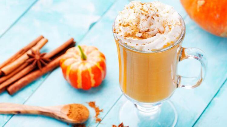 Portakallı kurabiyeli kahve