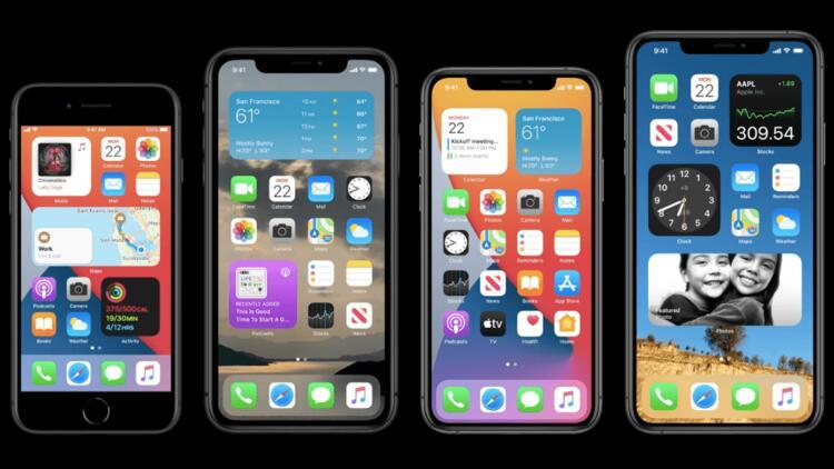 iOS 14 Beta sürümünü destekleyen telefonlar
