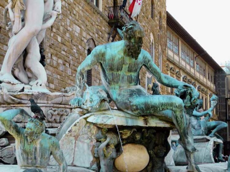 1- Signoria Meydanı