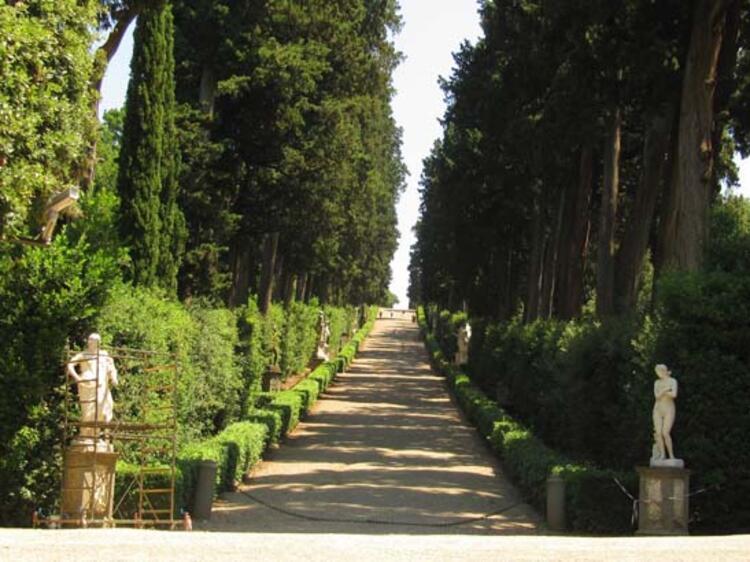 7- Boboli Bahçeleri