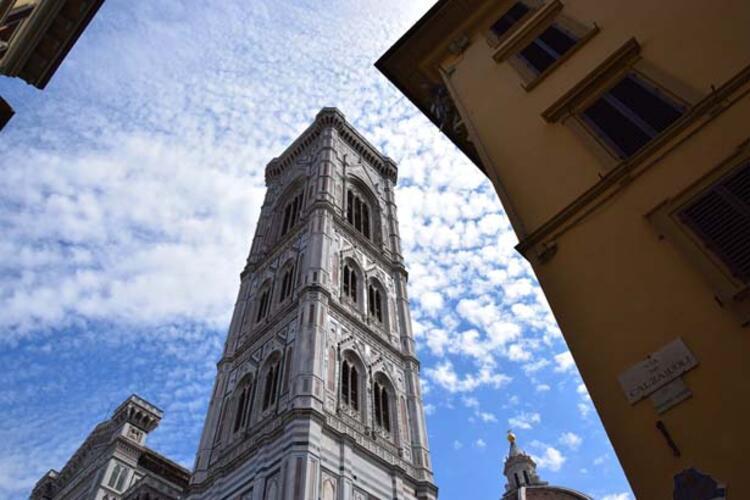 6- Giotto'nun Çan Kulesi