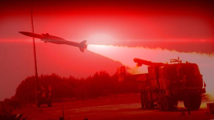 Müharibə qapıda: Sərhədə raketlər yerləşdirildi - FOTOLAR