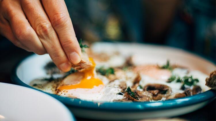 3-Düzenli olarak kahvaltı yapın