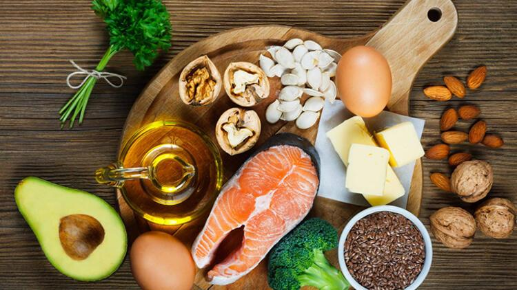2-Omega-3'ten zengin beslenin