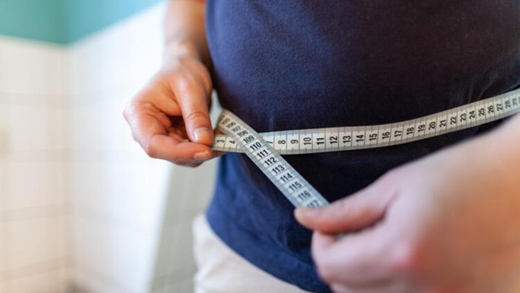5-Fazla kilolarınızdan yavaş yavaş kurtulun